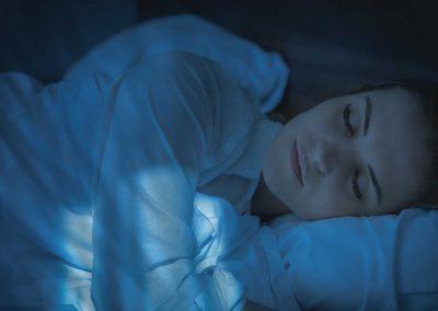 Entspannung und Nachtruhe